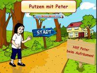 Putzen mit Peter